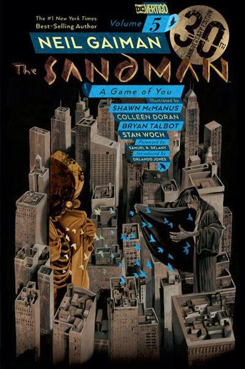 The Sandman Vol5: A Game Of You (Neil Gaiman & Shawn McManus)