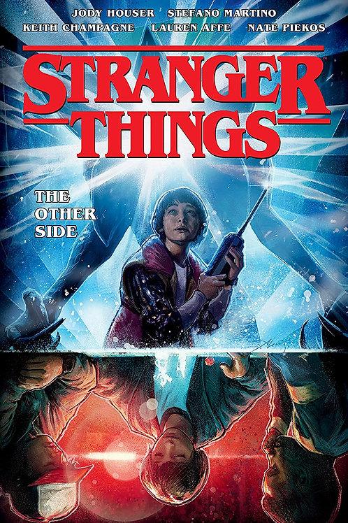 Stranger Things: The Other Side (Jody Houser &Stefano Martino)