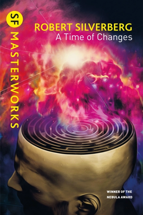 A Time of Changes (ROBERT SILVERBERG)
