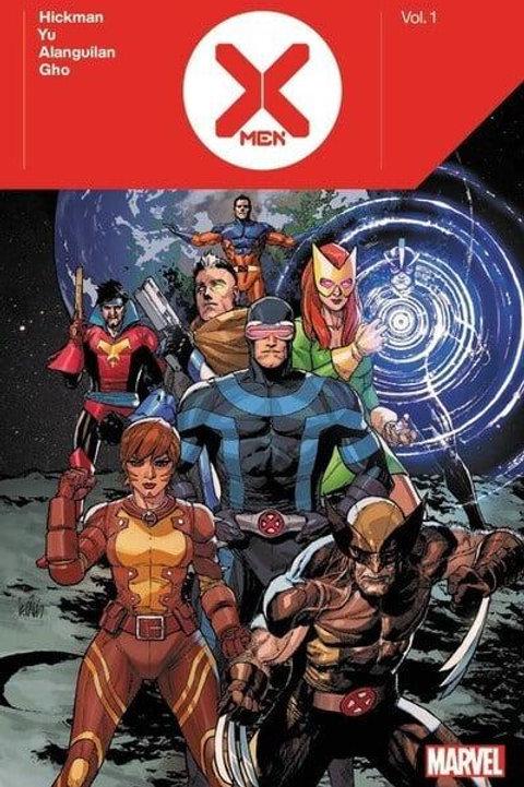X-Men Vol1 (Jonathan Hickman & Leinil Francis Yu)