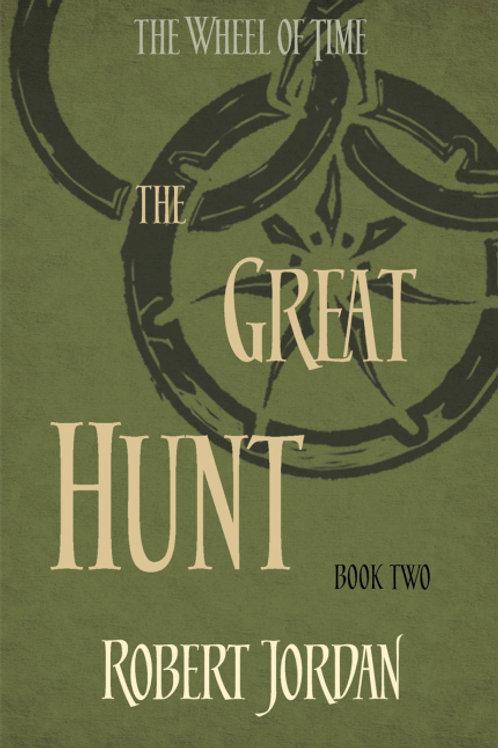 The Great Hunt (ROBERT JORDAN)