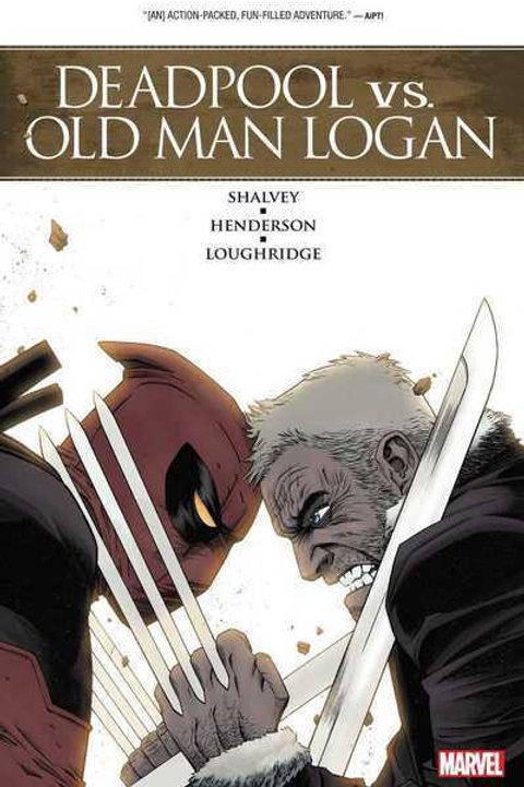 Deadpool Vs. Old Man Logan (Declan Shalvey & Mike Henderson)