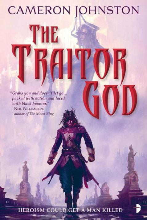 The Traitor God (Cameron Johnston)