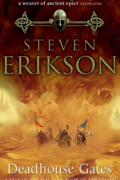Deadhouse Gates (Steven Erikson)