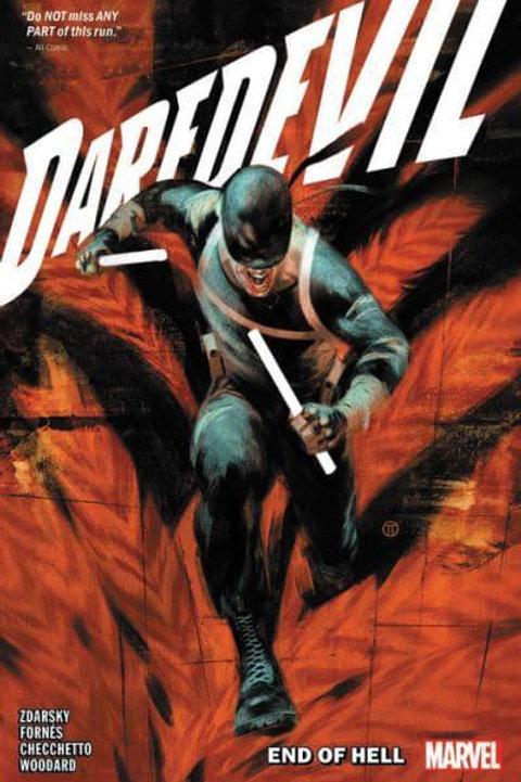 Daredevil Vol4: End Of Hell (Chip Zdarsky &Jorge Fornes)