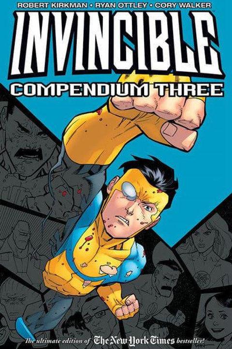 Invincible Compendium Vol3 (Robert Kirkman, Cory Walker & Ryan Ottley)