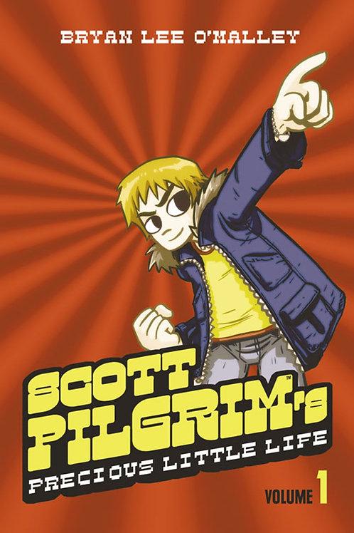 Scott Pilgrim's Precious Little Life Vol1 (Bryan Lee O'Malley)