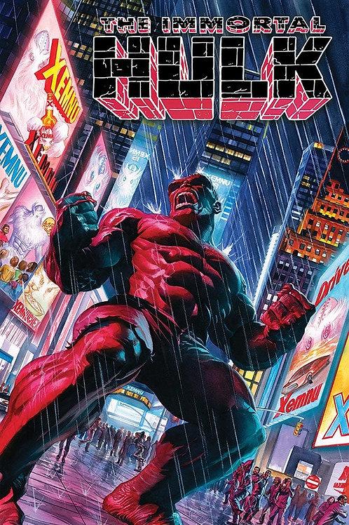 The Immortal HulkOmnibus Vol3 (Al Ewing & Mark Waid)