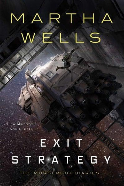 Exit Strategy (Martha Wells)