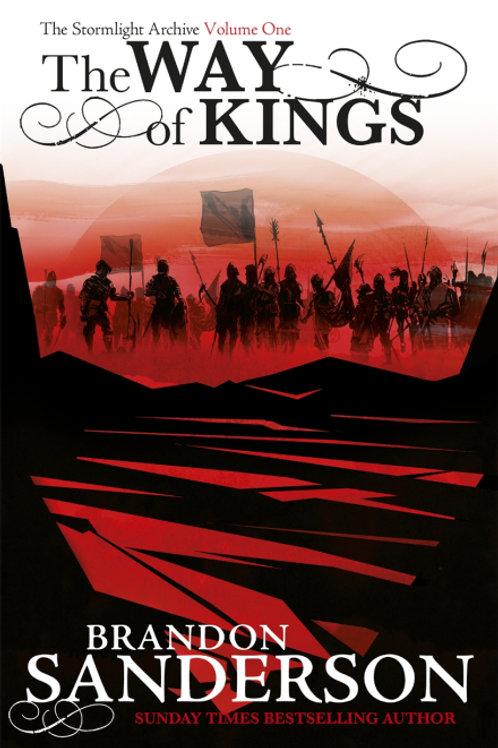 The Way of the Kings (BRANDON SANDERSON)