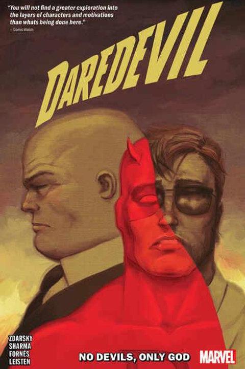 DaredevilVol2: No Devils, Only God (Chip Zdarsky & Lalit Kumar Sharma)