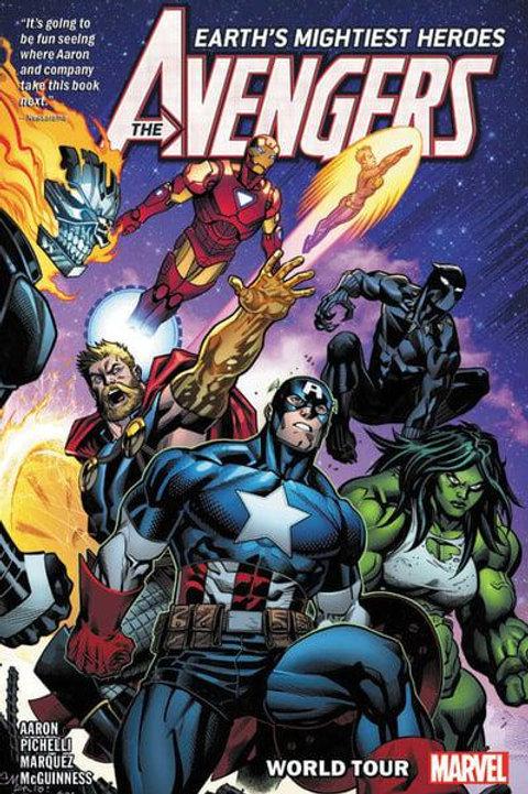 Avengers Vol2: World Tour (Jason Aaron &Sara Pichelli)