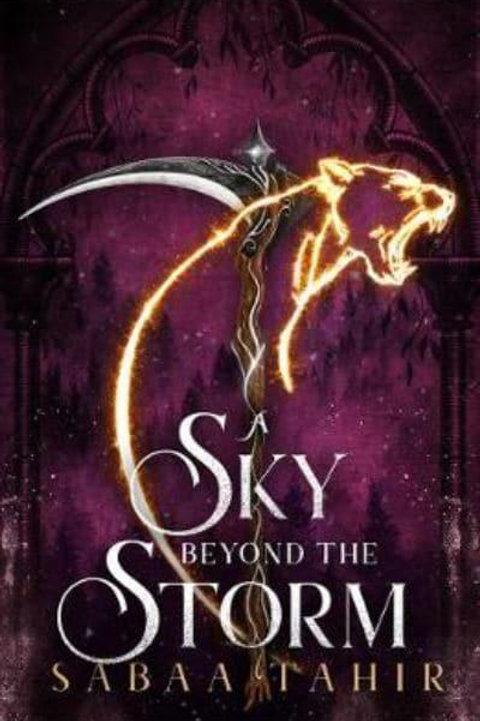 A Sky Beyond the Storm (Sabaa Tahir)