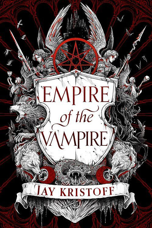 Empire of the Vampire (Jay Kristoff)