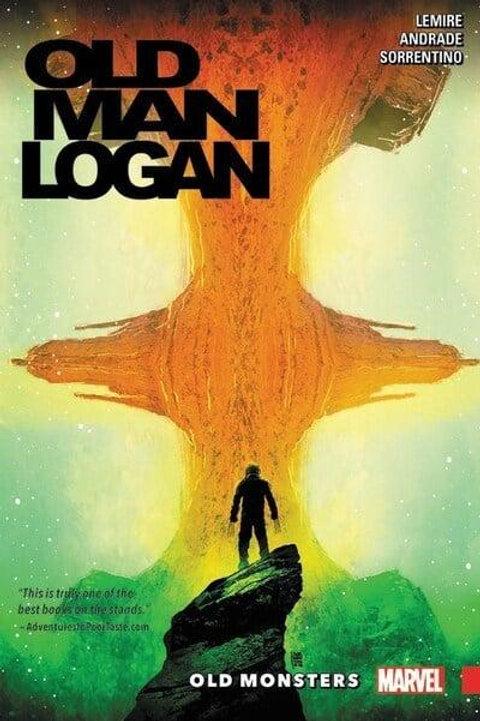 Old Man Logan Vol4: Old Monsters (Jeff Lemire &Filipe Andrade)