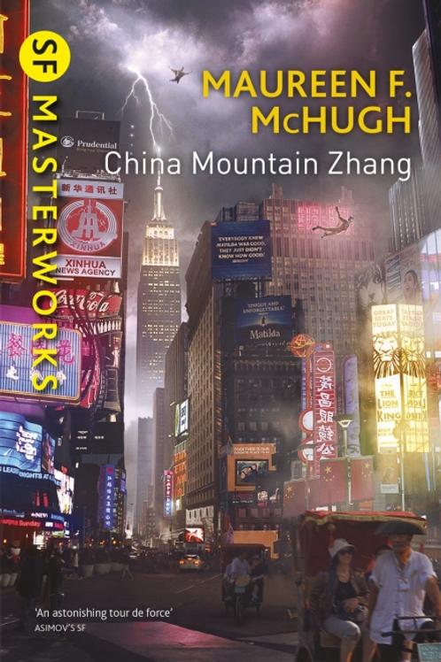 China Mountain Zhang (MAUREEN F. MCHUGH)