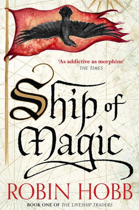 Ship of Magic (Robin Hobb)
