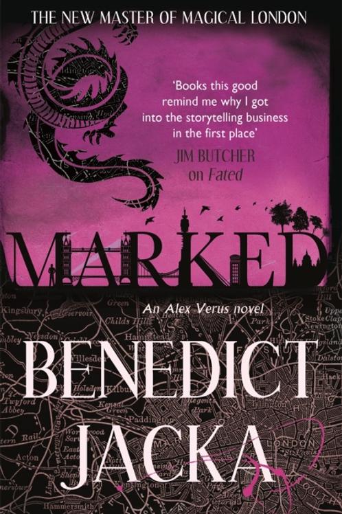 Marked (Benedict Jacka)