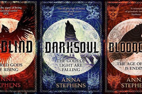 Godblind Series (Anna Stephens)