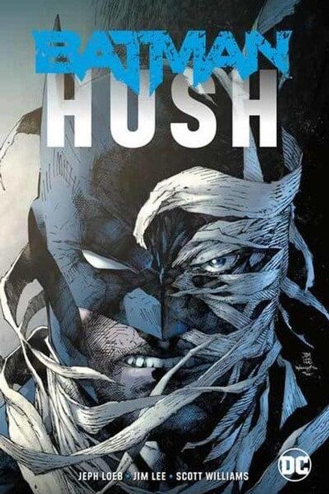 Batman: Hush (Jeph Loeb &Jim Lee)