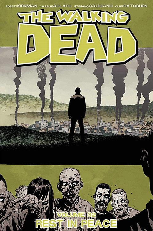 The Walking Dead Vol32: Rest In Peace (Robert Kirkman &Charlie Adlard)