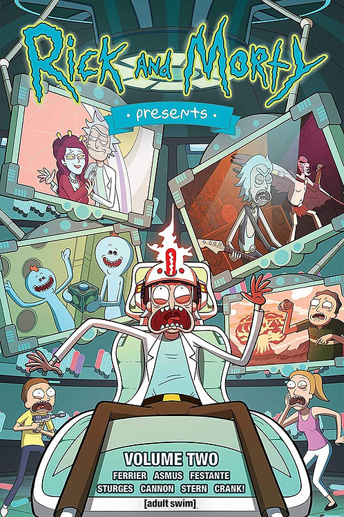 Rick & Morty Presents Vol 2 (Ryan Ferrier & C.J. Cannon)