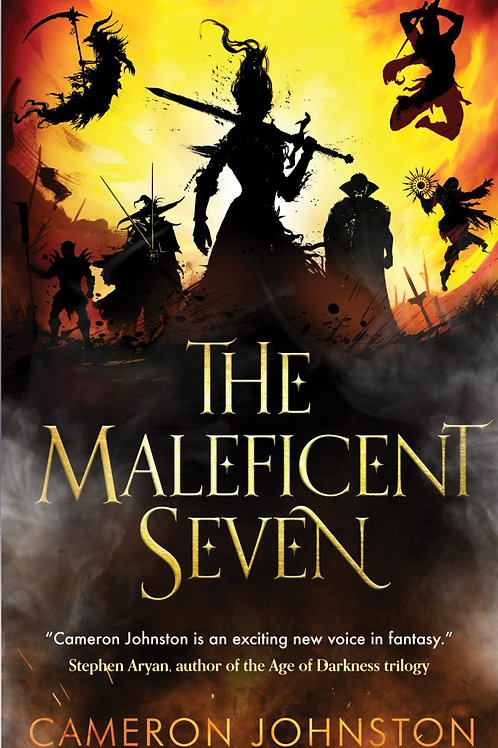The Maleficent Seven (Cameron Johnston)