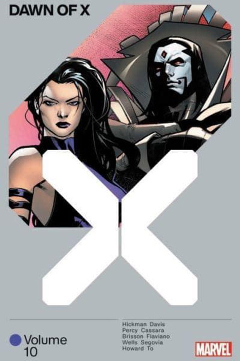 Dawn Of XVol10 (Jonathan Hickman & Leinil Francis Yu)