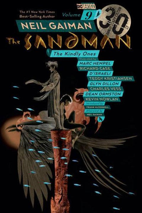 The Sandman Vol9: The Kindly Ones(Neil Gaiman & Marc Hempel)