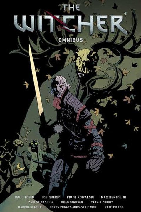 The Witcher Omnibus (Paul Tobin & Joe Queiro)
