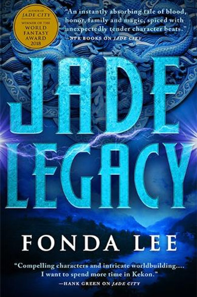 Jade Legacy (Fonda Lee)