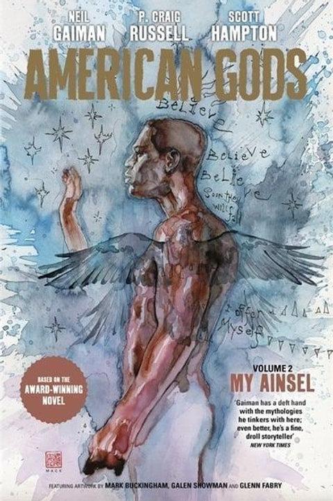 American Gods Vol2: My Ainsel (Neil Gaiman &P. Craig Russell)