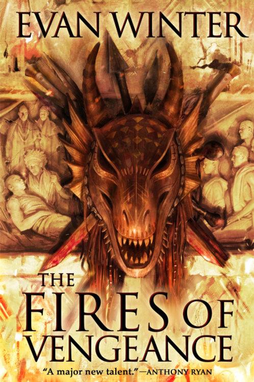 Fires of vengeance (EVAN WINTERS)