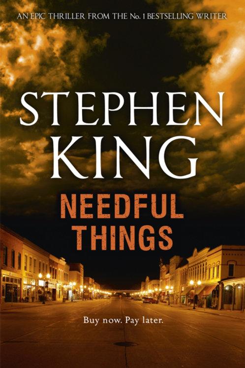 Needful Things (STEPHEN KING)