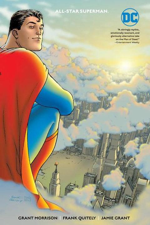 All-Star Superman (Grant Morrison &Frank Quitely)