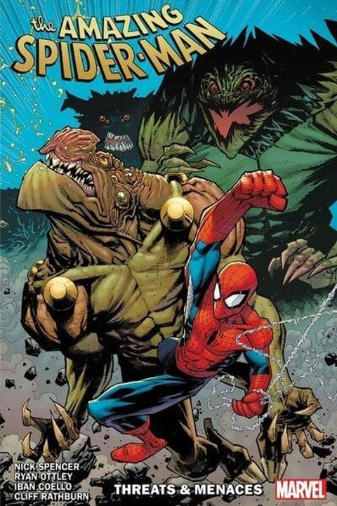 The Amazing Spider-ManVol8: Threats And Menaces (Nick Spencer & Ryan Ottley)
