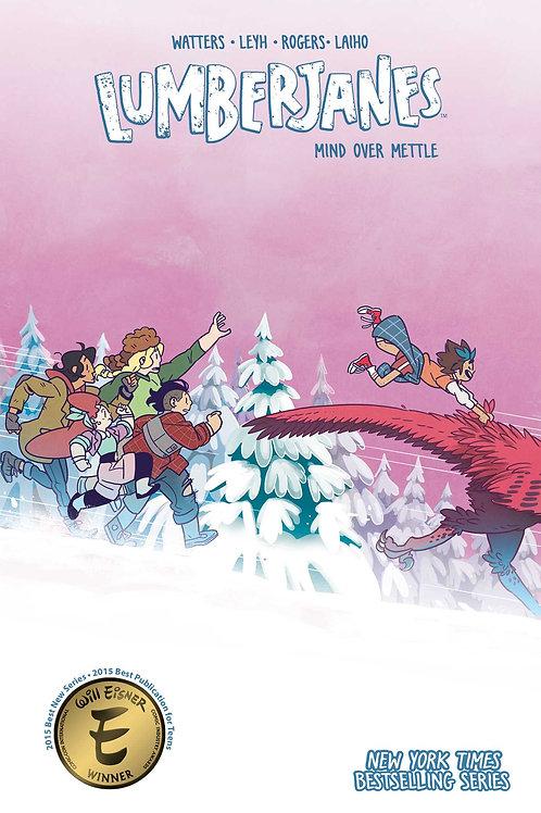 Lumberjanes Vol16: Mind Over Mettle (Shannon Watters &Kat Leyh)