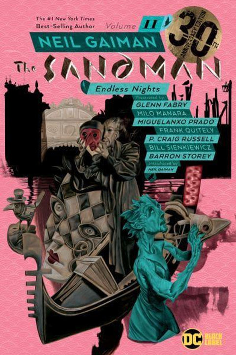 The Sandman Vol11: Endless Nights (Neil Gaiman & Glenn Fabry)