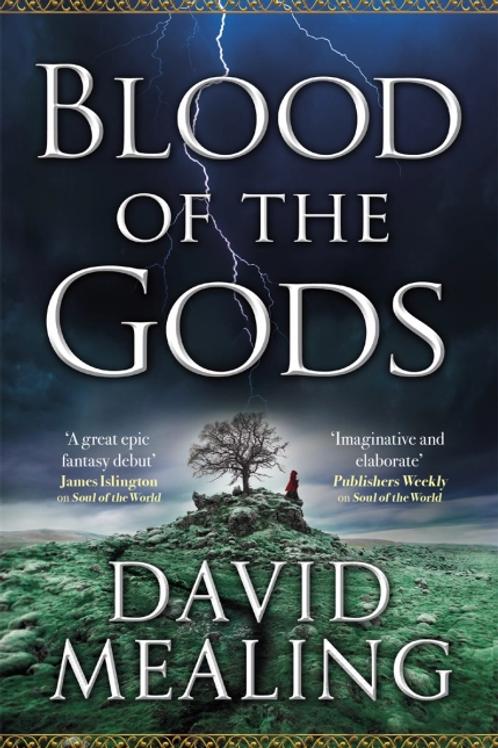 Blood of the Gods (David Mealing)