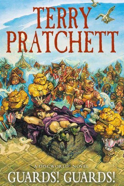 Guards! Guards! (Terry Pratchett)