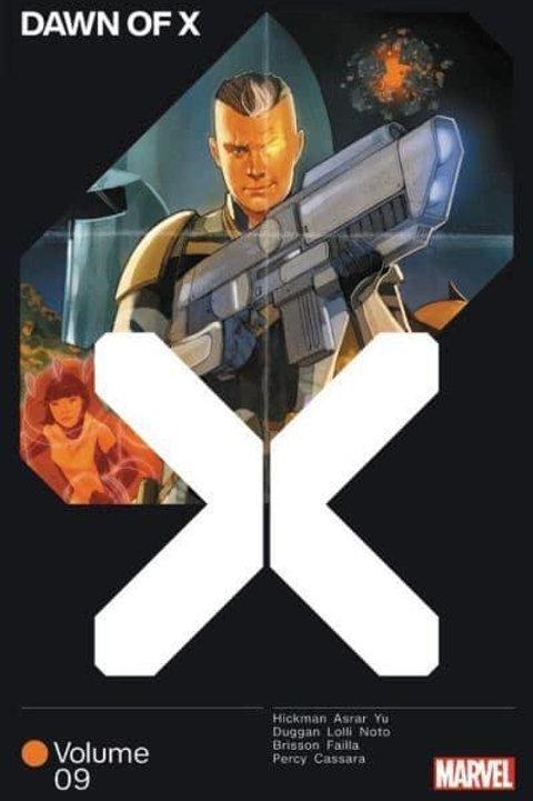 Dawn Of X Vol9 (Jonathan Hickman & Leinil Francis Yu)