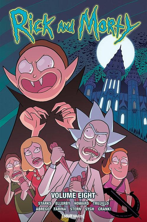 Rick & Morty Vol 8 (Kyle Starks & Marc Ellerby)