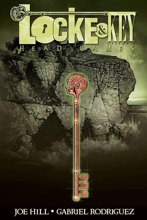 Locke & Key Vol 2: Head Games (Joe Hill & Gabriel Rodriguez)