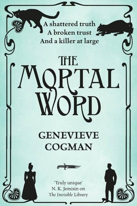 The Mortal Word (Genevieve Cogman)
