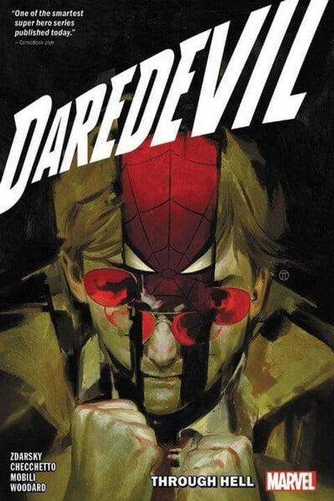 DaredevilVol3: Through Hell (Chip Zdarsky & Marco Checcetto)
