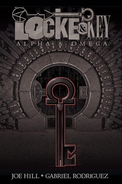 Locke & Key Vol 6: Alpha & Omega (Joe Hill & Gabriel Rodriguez)