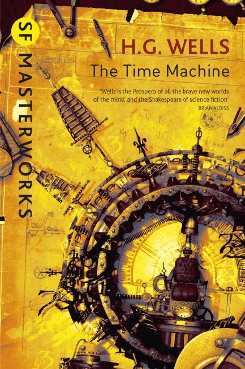 The Time Machine (H.G. WELLS)