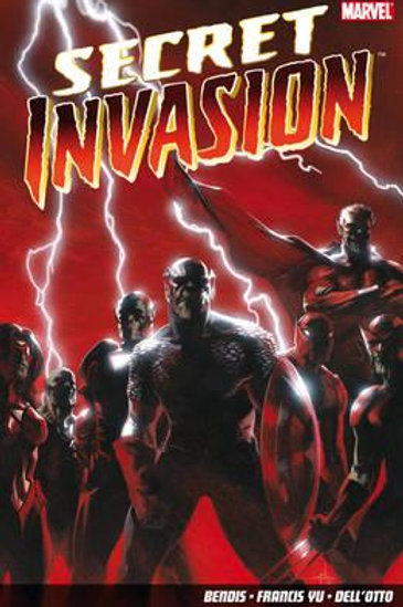 Secret Invasion (Brian Michael Bendis & Leinil Francis Yu)