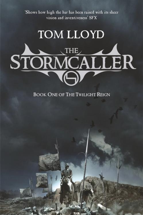The Stormcaller (Tom Lloyd)