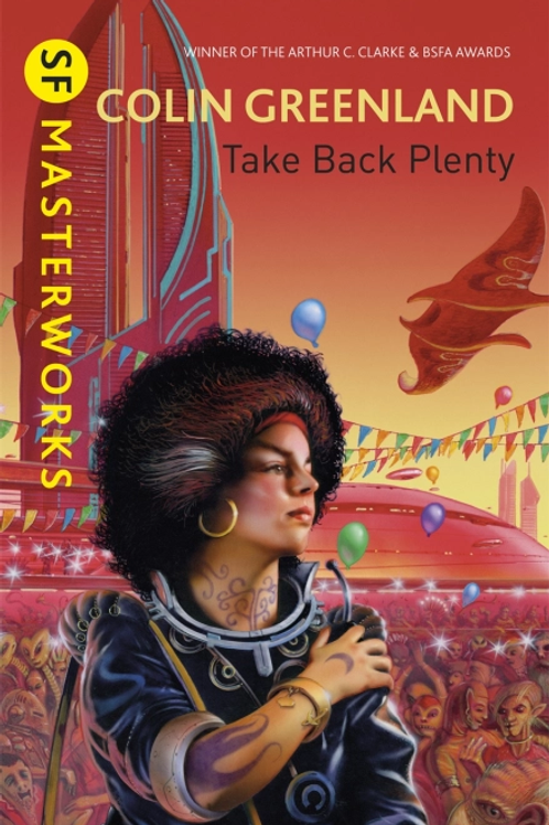 Take Back Plenty (COLLIN GREENLAND)
